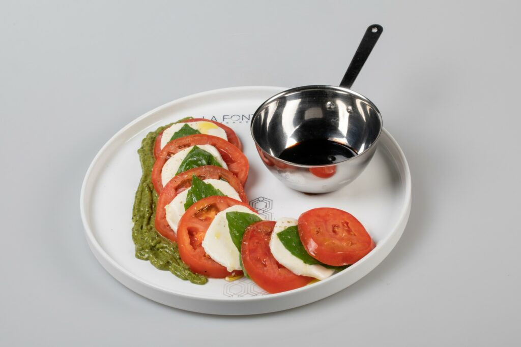 The Classic Caprese Salad
